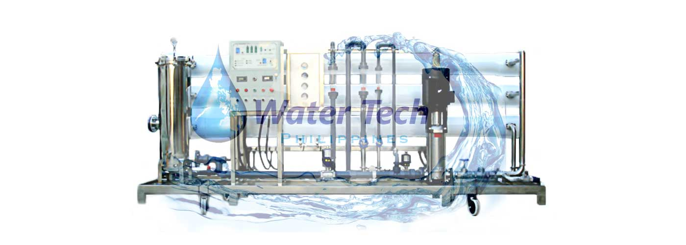 Industrial Water Purifier Philippines