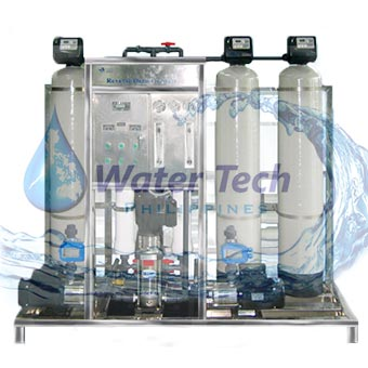 Reverse Osmosis Complete Set